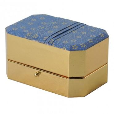 DoubleRing Box( RBA/PP/PP   GOLD/WHITE/WHITE)